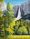 YosemiteFallswithTrees
